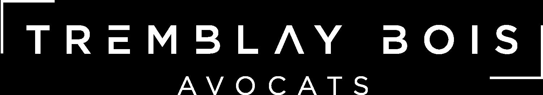 Tremblay Bois Avocats – Cabinet d'avocat Québec